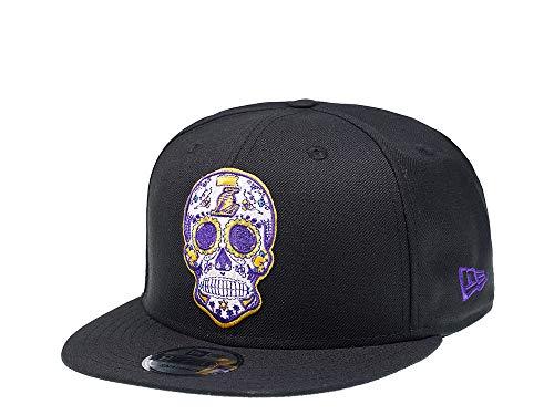 New Era Los Angeles Lakers Skull Edition 9Fifty Snapback Cap - NBA Kappe