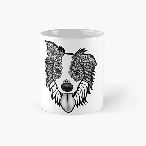Jake Classic Mug - Taza de café divertida (325 ml)