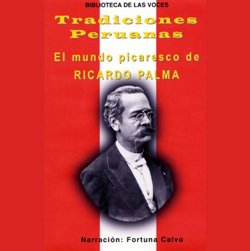 Tradiciones Peruanas audiobook cover art