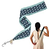 Zipper Puller for Dress and Boots Zipper Helper Zip Up and Down Pull Assistant with Easy Zip Aid Puller by Yourself with Jewelry (Green, Standard)