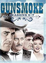 Gunsmoke - The Complete Fifth, Sixth & Seventh Season DVD Collection (Seasons 5, 6 and 7)