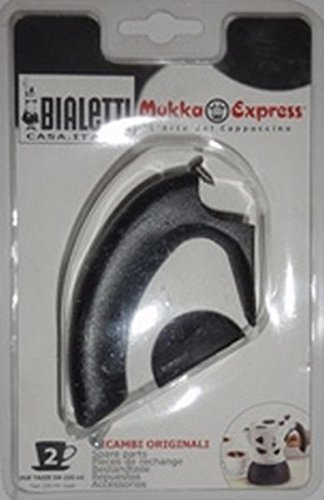 Replacement Handle and Knob for 2 Cup Mukka Express Cappuccino Maker