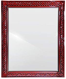 Baal Wall Mirrors For Bed Room Bathroom And Living Room Wall Mirrors Pack of 1