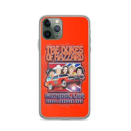 Compatible con iPhone Samsung Xiaomi Redmi Note 10 Pro/Note 9/8/9A Funda The Dukes of General Hazzard Lee Dodge Cajas del Teléfono Cover