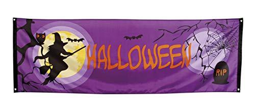 Bannière Décor Halloween 74x220 cm