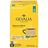 Gevalia Signature Blend Decaf Coffee, Mild Roast, K-Cup Pods, 12 Count