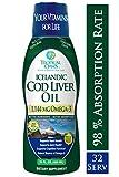 Best Cod Liver Oils - Icelandic Cod Liver Oil   Maximum Strength 1144mg Review