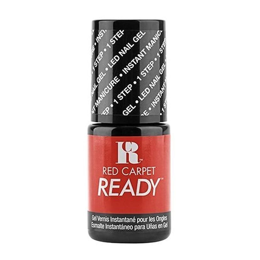問題骨の折れる弁護人Red Carpet Manicure - One Step LED Gel Polish - Photo Bomb - 0.17oz / 5ml