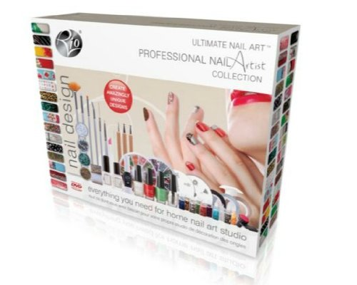 Raccolta Rio Ultimate Professional Nail Artist Collection With Step-by-Step DVD