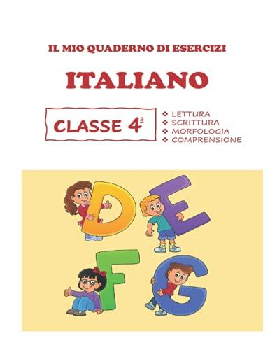 Quaderno Tutto Esercizi di Italiano. Per la Classe 4ª elementare