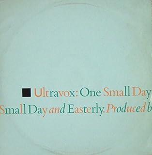 "One Small Day - Ultravox 12"""