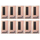 LIJUNGUO 10 Piezas for Adhesivo de retroiluminación LCD Samsung Galaxy S7 Edge / G935