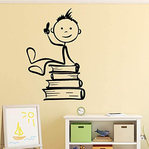 Sanzangtang Cartoon kinderen muurkunst sticker muurkunst sticker wandafbeeldingen hoofddecoratie woonkamer decoraties vinyl waterdichte muursticker
