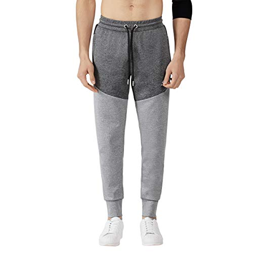 Heren Joggingbroeken Trainingsbroek Fitness Training Scuba Broeken Slim Fit Running Joggers Stretchbroek UK Stock