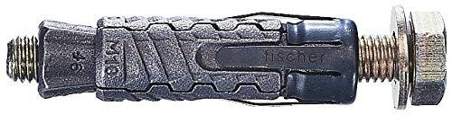 Cheville en acier x4 - GM 8