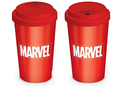 Marvel Comics - Mug-Viaje Logo Marvel