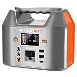 200W Portable Power Station, FIVKLEMNZ 180WH Solar Generator, Backup Battery Power...