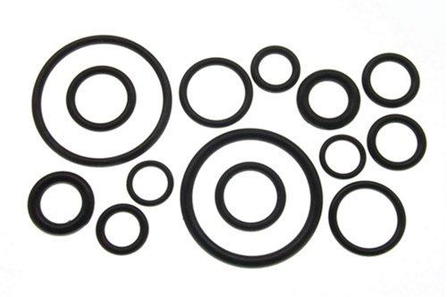 Danco 80788 O-Ring Assortment, 14-Piece, Black