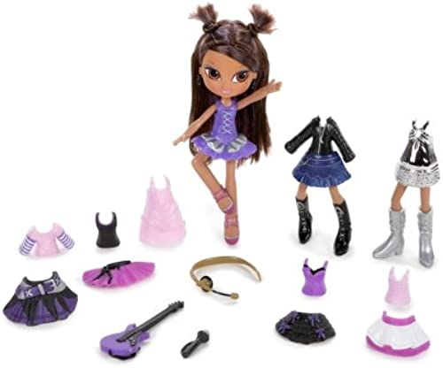 MGA Entertainment 375852 E5 - Bratz Kidz Bühnenshow Set Yasmin