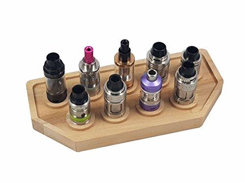 Steamer Mods Halter für 9 Verdampfer Art.Nr.218 Dampfständer E-Zigarettenhalter