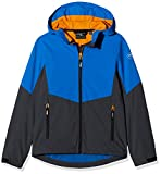 Icepeak Jungen Saxon JR Softshell Jacke, königsblau, 176