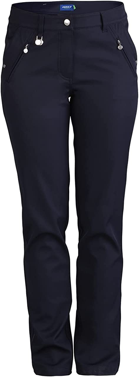 Daily Sports Large discharge sale Irene Navy Pants Tulsa Mall