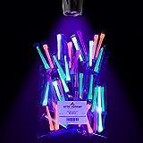 Premium Hookah Tips, 3.4', Soft Neon Colors, Glow...