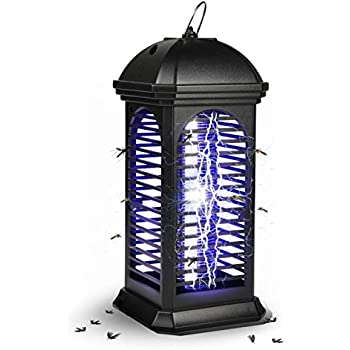 Mosquito Killer 2020 Upgrade Portable Insect Killer with 1000V Power Grid Electronic Insect Trap Light for Indoor/&Outdoor Backyard Innoo Tech Bug Zapper Bedroom,Kitchen,Office Garden
