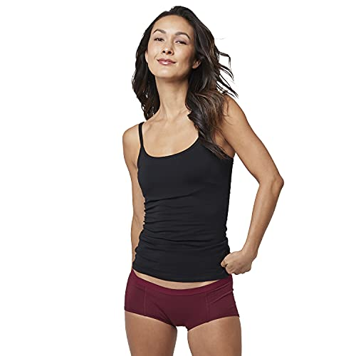 Pact Women's Organic Cotton Camisole Tank Top with...