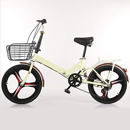 Velo Adulte Vélo Pliant For Hommes Et Femmes,...