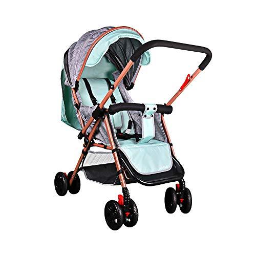 Leicht Kinderwagen, Buggy Kinderwagen Mit Liegefunktion, Buggy Reverse Mit 5-Punkt Sicherheitsgurt