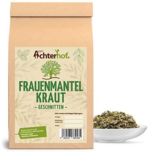 Frauenmantelkraut (1kg) geschnitten Frauenmanteltee Kräutertee natürlich vom Achterhof