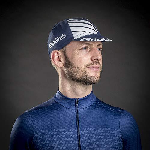 GripGrab Radsport Classic Cycling Radmütze Headwear, Navy Blau, OneSize - 2