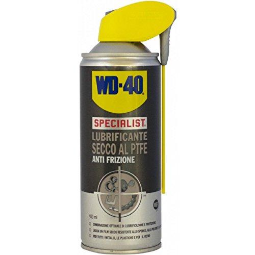 Lubricante Seco Al PTFE WD 40ml 400Linea Specialist