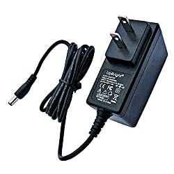 UpBright New 6V AC/DC Adapter Compatible with The Sharper Image EC-B100 EC-B115 EC-B130 EC-B150 ECB100 ECB115 ECB130 ECB150 Sound Soother Alarm Clock Radio 6VDC Power Supply Cord Battery Charger