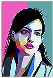 Luck7 Poster Und Gedruckte Anne Jacqueline Hathaway