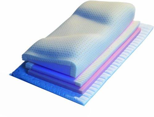 Thomsen 102-501 Rückenschläfer - HWS Vario 3 Latex (Medifit)