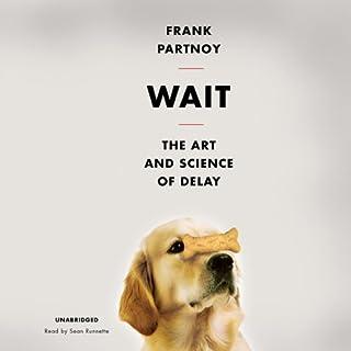 Page de couverture de Wait