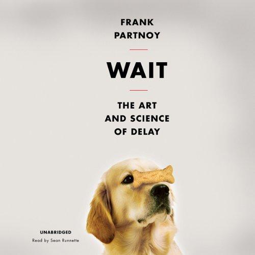 Wait audiobook cover art