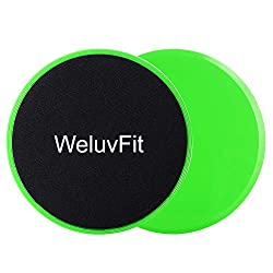 WeluvFit Fitness Core Sliders - 60% Off!