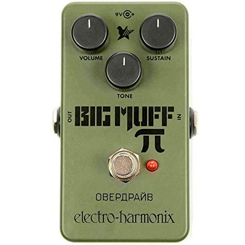 Electro Harmonix/Green Russian Big Muff エレクトロハーモニクス ディストーション