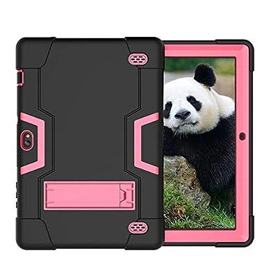 Koolbei Case for Vankyo MatrixPad Z4/Z4 Pro 10 inch Tablet, Heavy-Duty Drop-Proof and Rugged Hybrid case