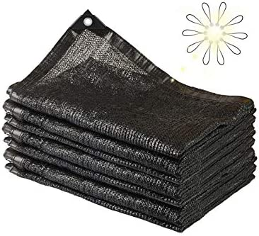 NUFR Shade Cloth 70 Sunblock for Plants Greenhouse Cover 6 5ft x10ft Fabric Net Mesh Tarp Sunshade product image