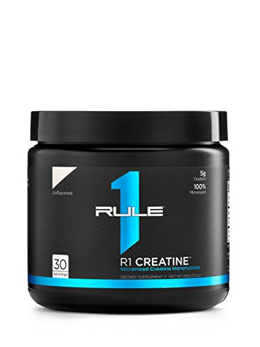 R1 Creatine, Rule 1 Proteins (Unflavored, 30 Servings)