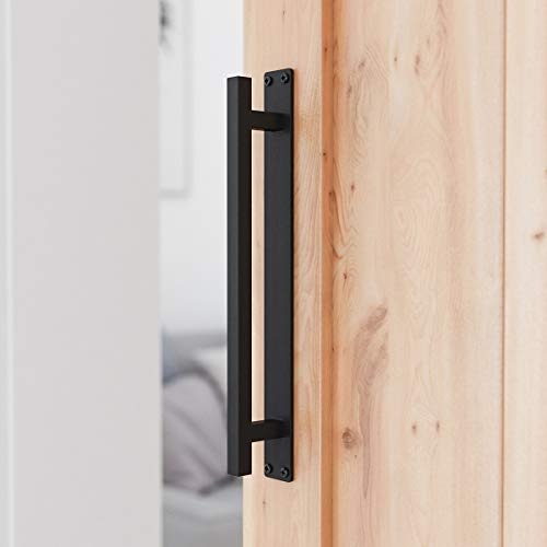 pull push handle for wood door - 2