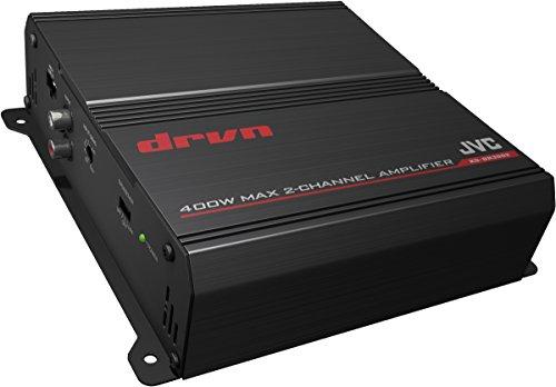 JVC KS-DR3002 Amplificatore per Auto Stereo e Mono, Nero
