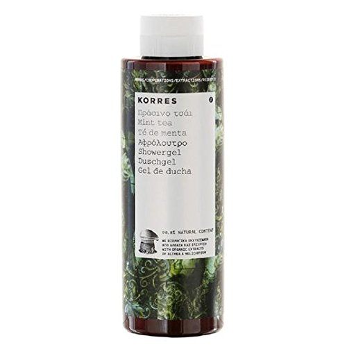 Menthe Tea Shower Gel – 250 ml/8.45Oz