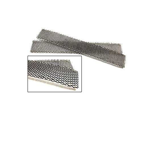 2 FILTRI elettrostatici 255x40mm condizionatore climatizzatore per DAIKIN FTXS FTKS 20 25 35 D + FTXS 20 25 35 42 50 G.