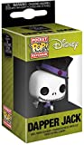 Pop! Disney The Nightmare Before Christmas - Figura de Vinilo Dapper Jack (Exclusive)
