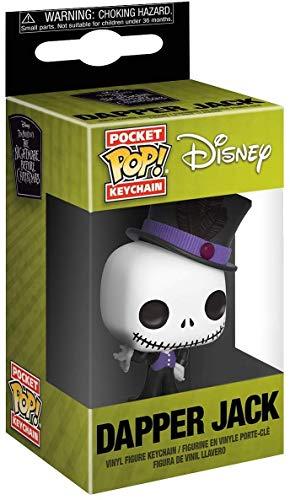 Pop! Disney The Nightmare Before Christmas - Statuetta in vinile Dapper Jack (Exclusive)